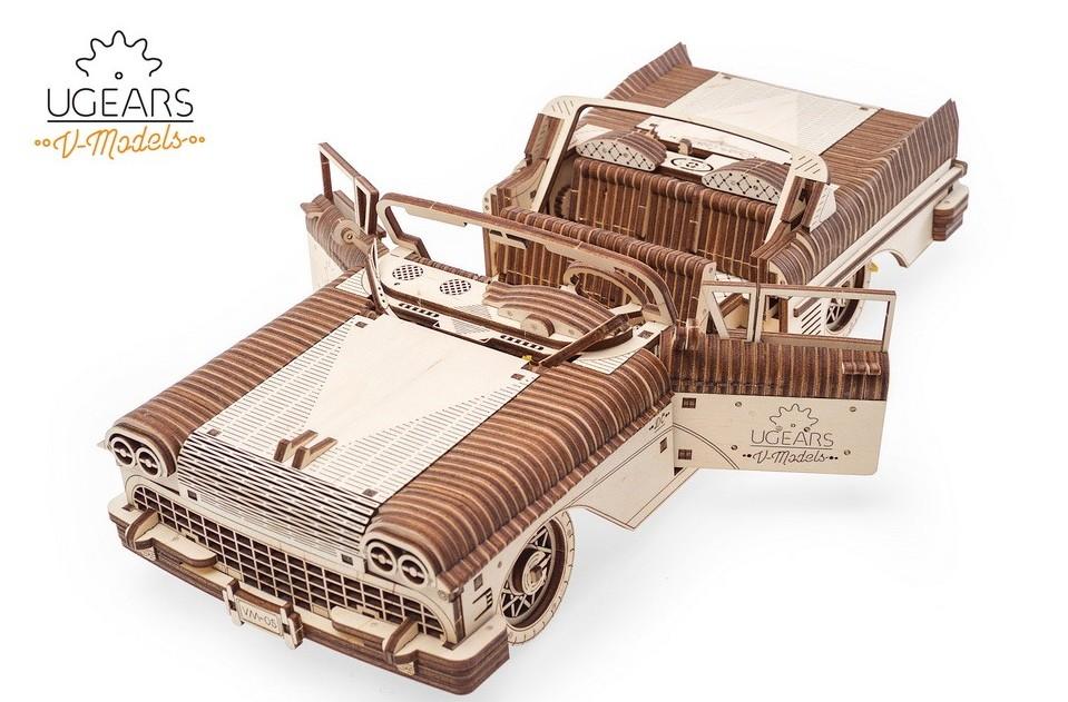 Resultado de imagen de Traum Cabriolet VM-05 UGEARS